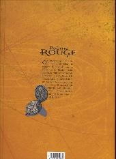 Verso de Poème Rouge -3- Eloa