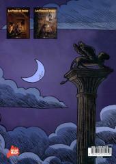 Verso de Les plombs de Venise -2- La chambre aux mille visages