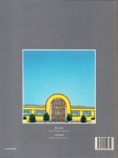Verso de La piscine de Micheville - Tome 1
