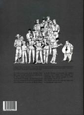Verso de (AUT) Charlier - Un réacteur sous la plume