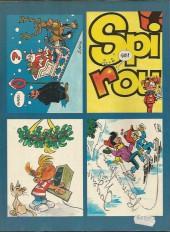 Verso de Spirou (Almanachs & Album+) -9- Spirou Album+ n°4