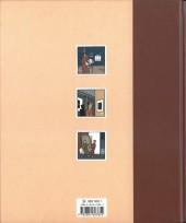 Verso de (Catalogues) Musées - Le Centre belge de la bande dessinée
