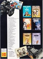 Verso de Spirou et Fantasio -44Pub1- Le rayon noir