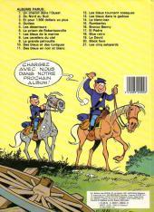 Verso de Les tuniques Bleues -7c1984- Les bleus de la marine