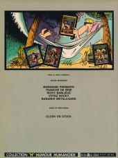 Verso de Les closh -2- Closh en stock