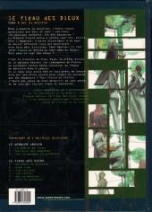 Verso de Le fléau des dieux -5- Dei ex machina