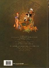Verso de Élixirs -1- Le sortilège de Loxullio