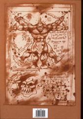 Verso de Lanfeust de Troy -HS5- Jeu d'aventures de Lanfeust et du Monde de Troy
