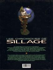 Verso de Sillage (Les chroniques de) -2- Volume 2