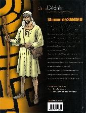 Verso de Shimon de Samarie / Le Samaritain -1- Tu ne tueras point