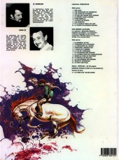 Verso de Comanche -1d1983a- Red Dust