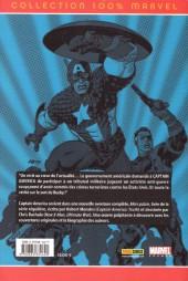 Verso de Captain America (100% Marvel) -2- Mère patrie