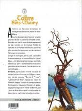 Verso de Les tours de Bois-Maury -6d- Sigurd