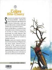 Verso de Les tours de Bois-Maury -5c- Alda