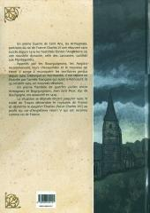 Verso de La bataille d'Azincourt - La Bataille d'Azincourt
