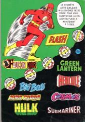 Verso de Hulk (1re Série - Arédit - Flash) -5- Un Titan rôde