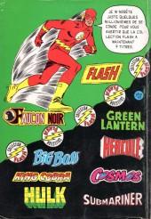 Verso de Hulk (1re Série - Arédit - Flash) -6- Hulk et le Tyran