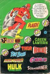 Verso de Hulk (1re Série - Arédit - Flash) -10- Les défenseurs : Conquérants de la Terre