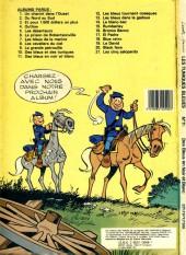 Verso de Les tuniques Bleues -11b1984- Des bleus en noir et blanc