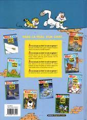 Verso de Billy the Cat -9- Monsieur Papa