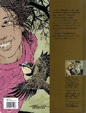 Verso de L'assassin qui parle aux oiseaux -1- L'assassin qui parle aux oiseaux - 1