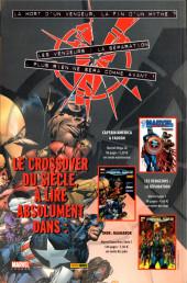 Verso de Marvel Legends -15- Guerre territoriale