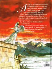 Verso de Le bal des chimères -1- Anaïs