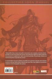 Verso de Elektra (100% Marvel - 2002) -5- Epreuve de force
