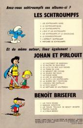 Verso de Johan et Pirlouit -8b73- Le sire de Montrésor