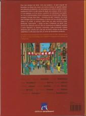 Verso de Tintin - Divers - Tintin et la ville