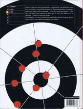 Verso de Sept balles pour Oxford -3- La Fuite