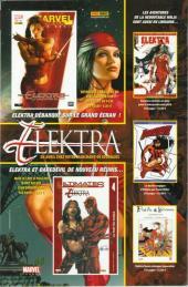 Verso de X-Men (Maximum) -16- Malicia 2