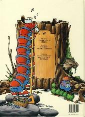 Verso de Une grande aventure du petit peuple -1- Le parchemin perdu