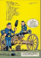 Verso de Les tuniques Bleues -17a1982- El Padre