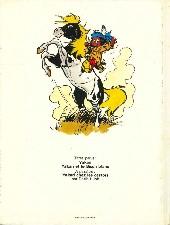 Verso de Yakari - Tome 1a1977