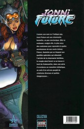 Verso de Jonni Future -1- Tome 1