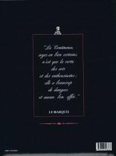 Verso de L'art de la fessée - Tome 1a1993