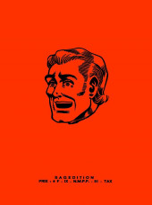Verso de Alan Ford (Sagédition) -5- Balade à San Guerreta