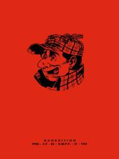 Verso de Alan Ford (Sagédition) -10- Zoo symphony