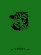 Verso de Alan Ford (Sagédition) -11- Pour une poignée de millions