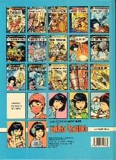 Verso de Yoko Tsuno -16- Le dragon de Hong Kong