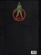 Verso de Le triangle Secret - I.N.R.I -2TL- La liste rouge