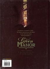 Verso de Green Manor -2a- De l'inconvénient d'être mort