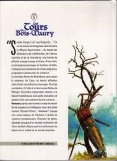 Verso de Les tours de Bois-Maury -2c- Eloïse de Montgri