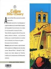 Verso de Les tours de Bois-Maury -3b1998- Germain