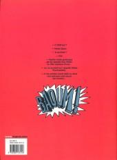 Verso de Comix Remix -1- Feu Mister Mercure