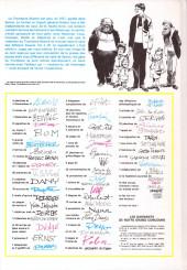 Verso de Le trombone Illustré - Le trombone illustré