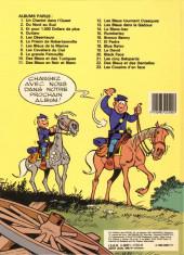 Verso de Les tuniques Bleues -23- Les cousins d'en face