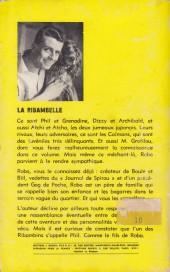 Verso de La ribambelle -1GP- La ribambelle gagne du terrain