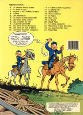 Verso de Les tuniques Bleues -24- Baby blue